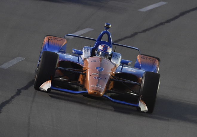 IndyCar - Texas 2018 - Carrera - Scott Dixon