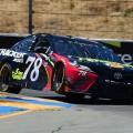 NASCAR - Sonoma 2018 - Martin Truex Jr - Toyota Camry