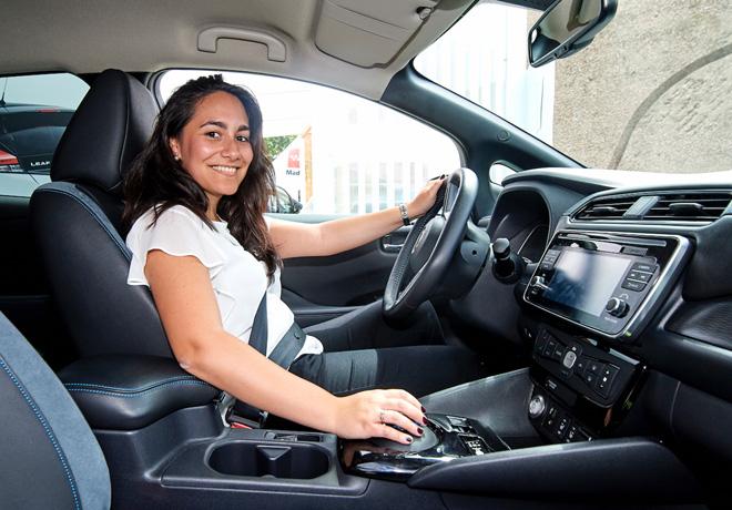 Nissan hace de la movilidad 100 por ciento electrica una realidad para el mercado masivo 2