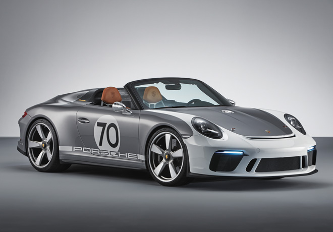 Porsche 911 Speedster Concept 1