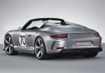 Porsche 911 Speedster Concept 4