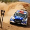 Rally Argentino - La Rioja 2018 - Etapa 1 - Federico Villagra - Ford Fiesta MR