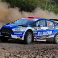 Rally Argentino - La Rioja 2018 - Final - Federico Villagra - Ford Fiesta MR