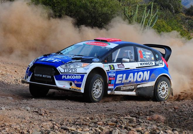 Rally Argentino - La Rioja 2018 - Final - Federico Villagra - Ford Fiesta MR