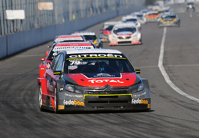 STC2000 - Rafaela 2018 - Final - Facundo Chapur - Citroen C4 Lounge