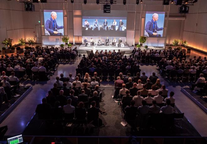 Scania realizo la segunda edicion del Foro de Transporte Sustentable 2