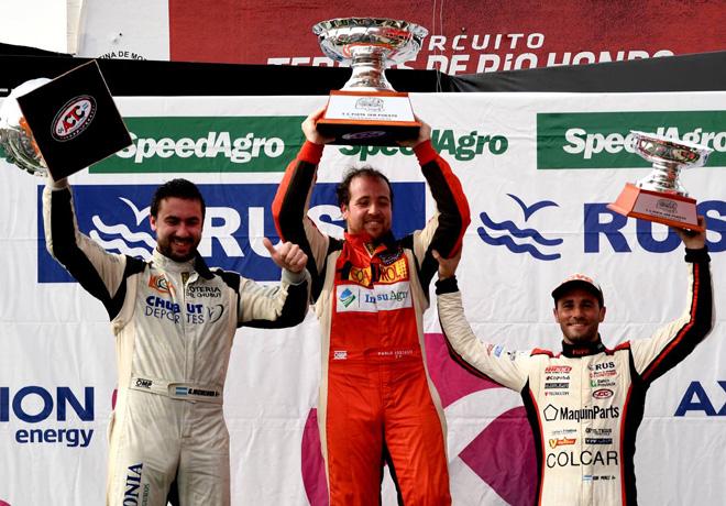 TC Pista - Termas de Rio Hondo 2018 - Carrera - El Podio