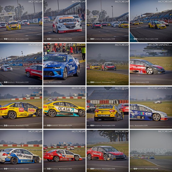 TC2000 - Buenos Aires 2018 - Carrera Clasificatoria - Galeria Facebook