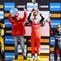 TC2000 - Rio Cuarto 2018 - Carrera Final - Rodrigo Lugon - Marcelo Ciarrocchi - Agustin Lima Capitao en el Podio