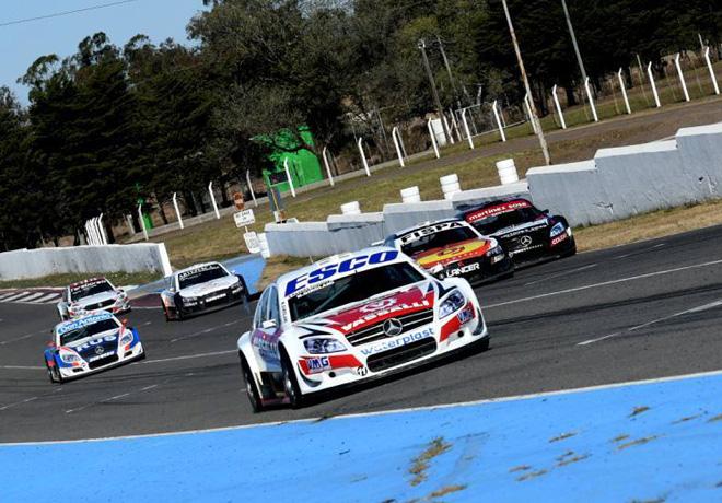 Top Race - Alta Gracia - Cordoba 2018 - Nestor Girolami - Ford Mondeo