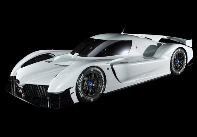 Toyota GR Super Sport Concept 1