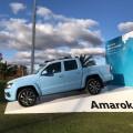VW Amarok se pone la celeste y blanca en Ezeiza 1