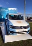 VW Amarok se pone la celeste y blanca en Ezeiza 2