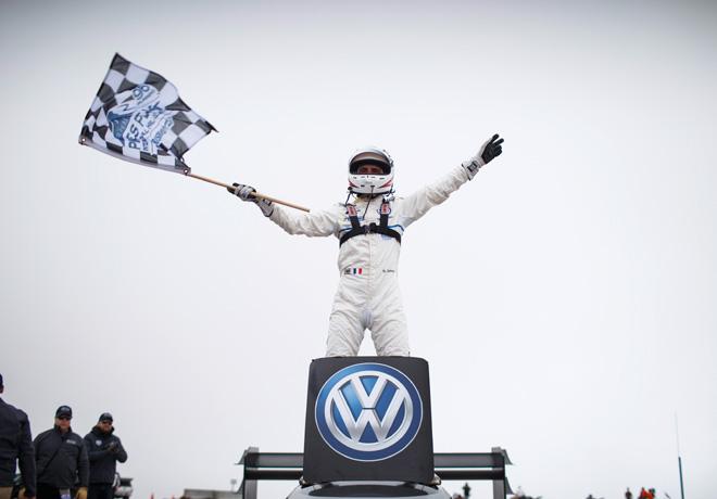 Volkswagen hace historia con el ID R Pikes Peak 2