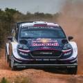 WRC - Italia 2018 - Dia 1 - Sebastien Ogier - Ford Fiesta WRC