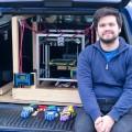 Arranco el Argentinaton - el proyecto de Atomic Lab junto a Ford que recorrera todo el pais 2