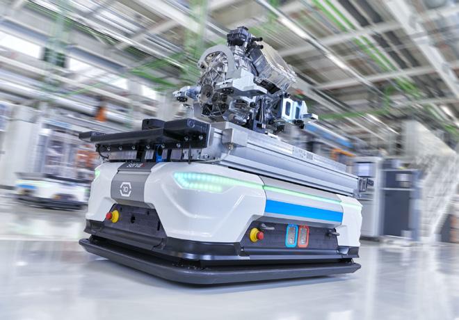 Audi comenzo a producir sus motores electricos en Hungria 3
