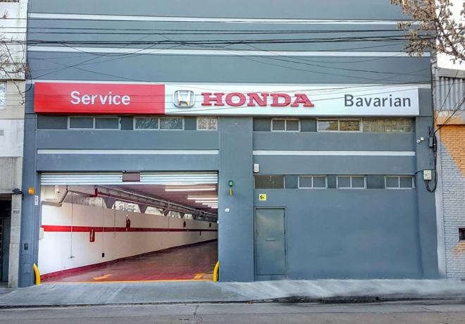Bavarian Motors inaugura un nuevo espacio con Service Oficial de Honda 1