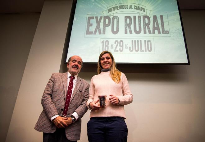 Chery fue premiada por su stand en la Exposicion Rural
