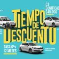 Citroen - Tiempo de Descuento - julio 2018