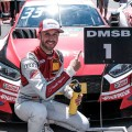 DTM - Zandvoort 2018 - Carrera 2 - Rene Rast - Audi RS 5 DTM