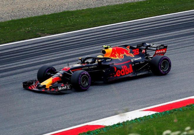F1 - Austria 2018 - Carrera - Max Verstappen - Red Bull
