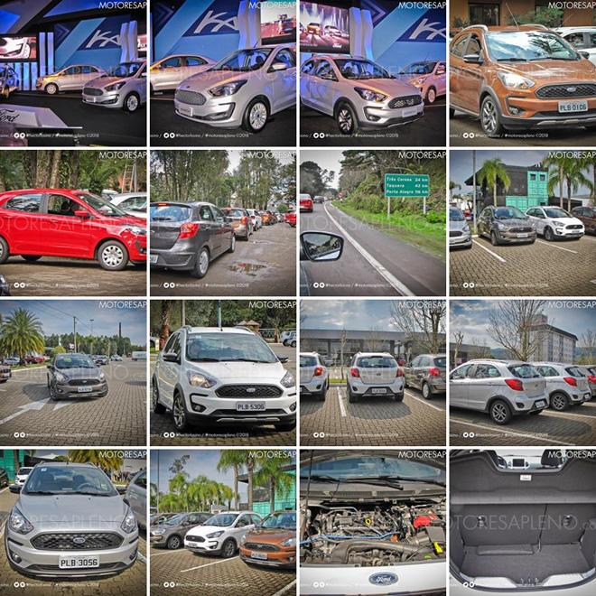 Ford - Presentacion Nuevo Ka - Galeria Facebook