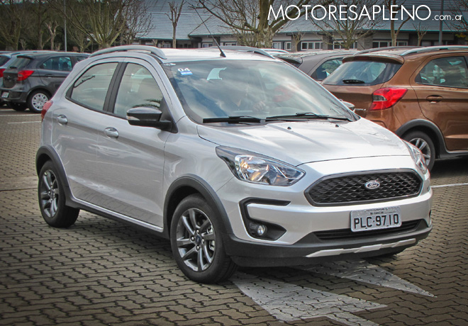 Ford - Presentacion Nuevo Ka en Gramado - Brasil 1