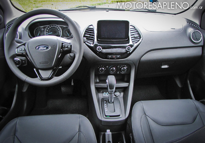 Ford - Presentacion Nuevo Ka en Gramado - Brasil 2