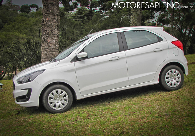 Ford - Presentacion Nuevo Ka en Gramado - Brasil 3