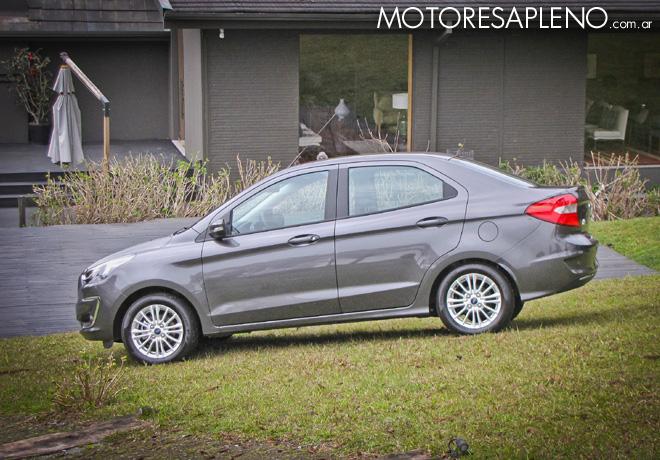Ford - Presentacion Nuevo Ka en Gramado - Brasil 5