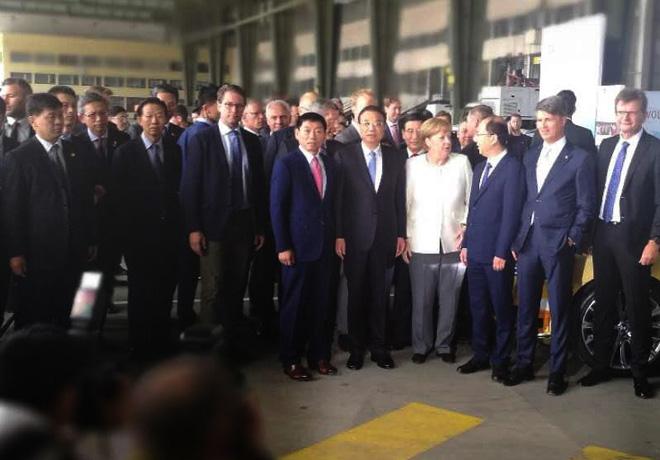 Great Wall Motors y BMW firman un Joint Venture para producir vehiculos a base de nuevas energias 1