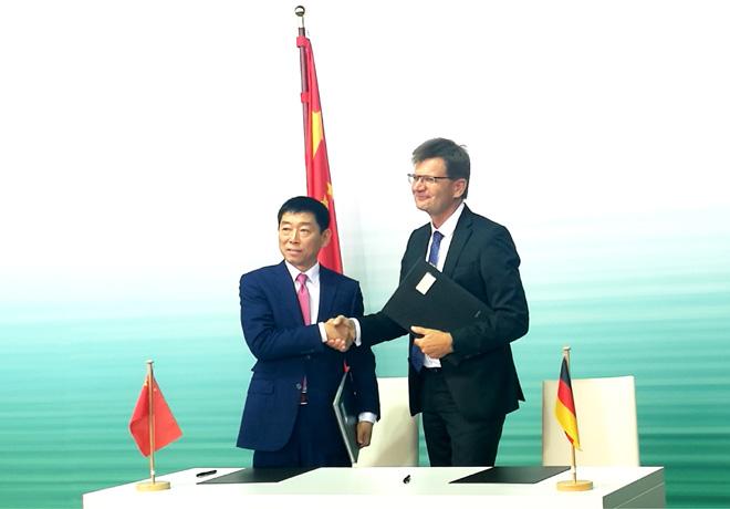 Great Wall Motors y BMW firman un Joint Venture para producir vehiculos a base de nuevas energias 2