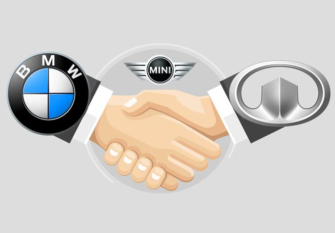 Great Wall Motors y BMW firman un Joint Venture para producir vehiculos a base de nuevas energias 3