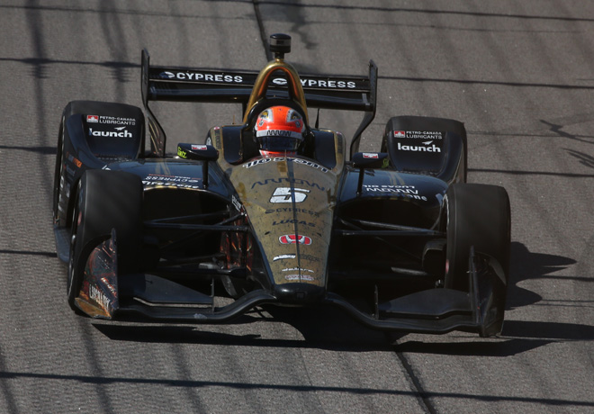 IndyCar - Iowa 2018 - Carrera - James Hinchcliffe