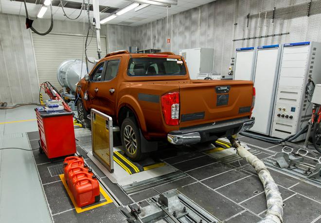 La pickup Nissan que producira en Cordoba 2