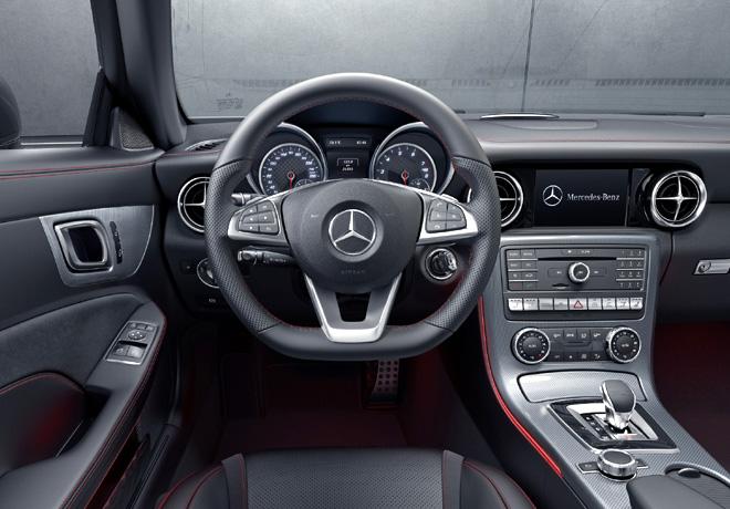 Mercedes-AMG SLC 43 2