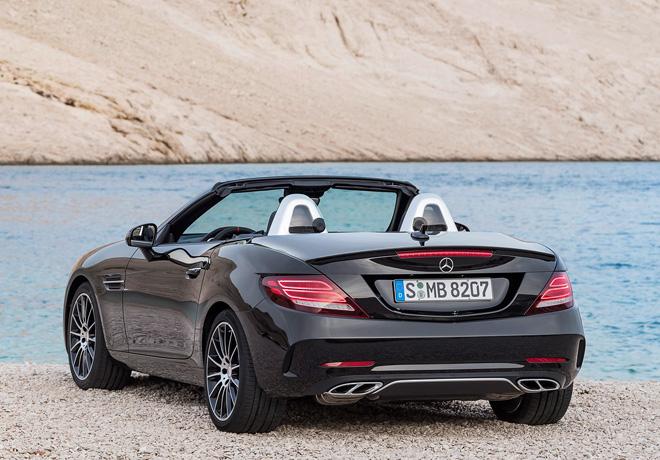 Mercedes-AMG SLC 43 3