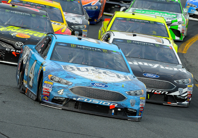 NASCAR - New Hampshire 2018 - Kevin Harvick - Ford Fusion