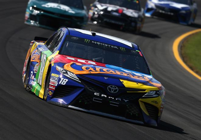NASCAR - Pocono 2018 - Kyle Busch - Toyota Camry