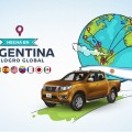 Nissan Frontier - la pick up Argentina - un logro global de la marca