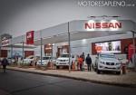 Nissan Frontier muestra toda su fuerza en La Rural de Palermo 1