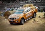 Nissan Frontier muestra toda su fuerza en La Rural de Palermo 2