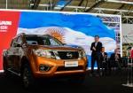 Nissan comienza la produccion de la Frontier en Cordoba 2