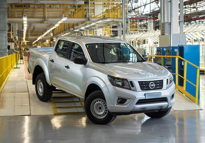 Nissan comienza la produccion de la Frontier en Cordoba 4