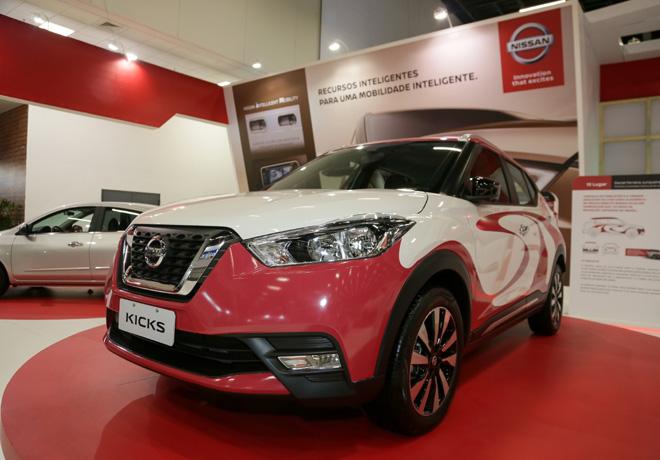 Nissan presento el showcar del crossover Kicks en homenaje a los 110 anios de la inmigracion japonesa 1
