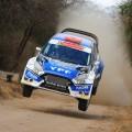 Rally Argentino - Catamarca 2018 - Etapa 1 - Federico Villagra - Ford Fiesta MR