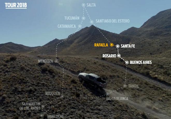 Ranger Experience Tour 2018 - Proxima etapa - Santiago del Estero
