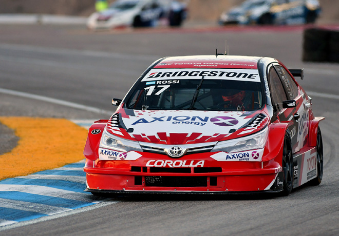 STC2000 - Sna Juan 2018 - Carrera Clasificatoria - Matias Rossi - Toyota Corolla