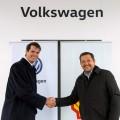 Teofilo Lacroze y Hernan Vazquez - Presidentes de Shell y VW